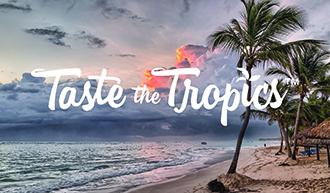 Taste the Tropics Skincare logo